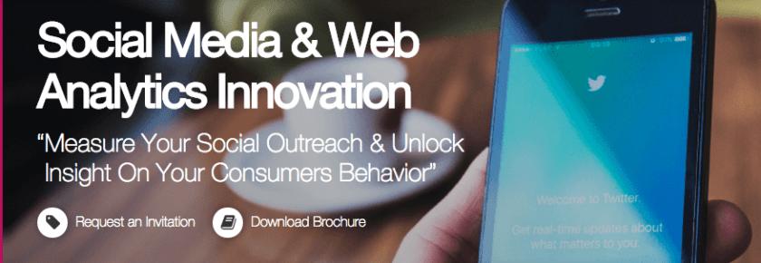 social media and web analytics