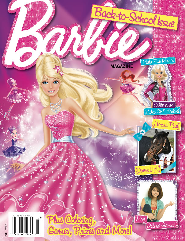 barbie magazine firebrand media