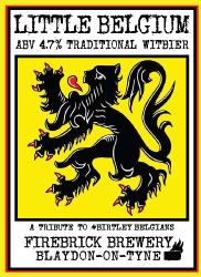 Little Belgium 4.7% Traditional Witbier