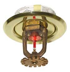 Tyco Glass Bulb Sprinkler