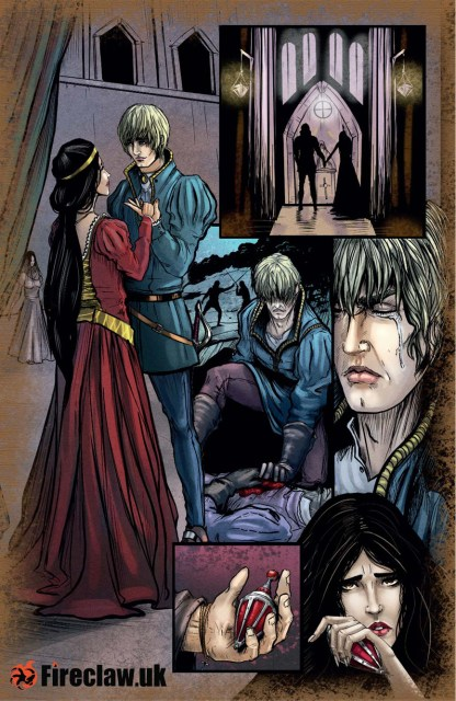 Ромео і Джульєтта: Повернення кохання
