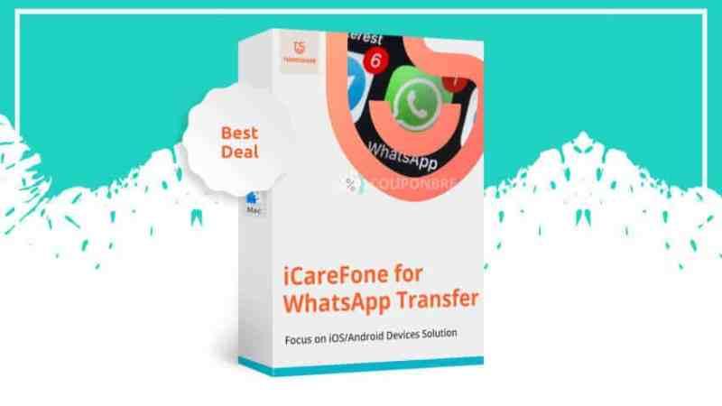 iCareFone for WhatsApp Transfer 3.0.7 Crack + Serial Key 2021