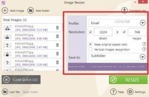 IceCream Image Resizer 2.11 Crack + Serial Key 2021 Download