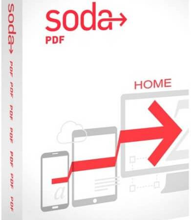 Soda PDF Home 12.0.66.2124 Crack + License Key 2021 Free Download