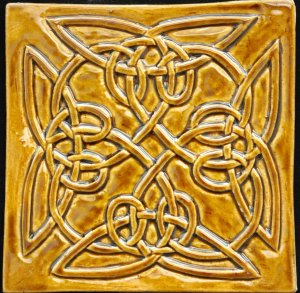 double celtic knot