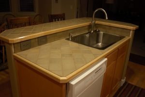 tile countertops