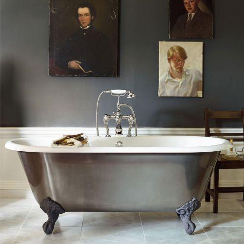 Canterbury metallisk badekar 3