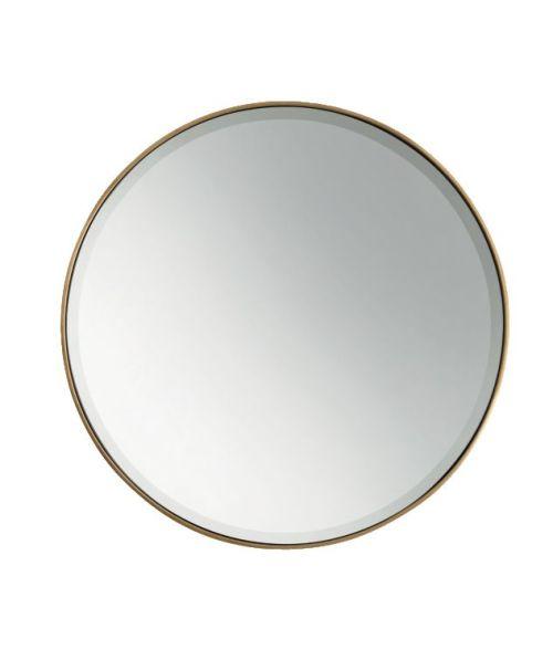 Novak rundt spejl