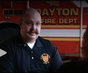 Dayton Ohio FF Cancer Story