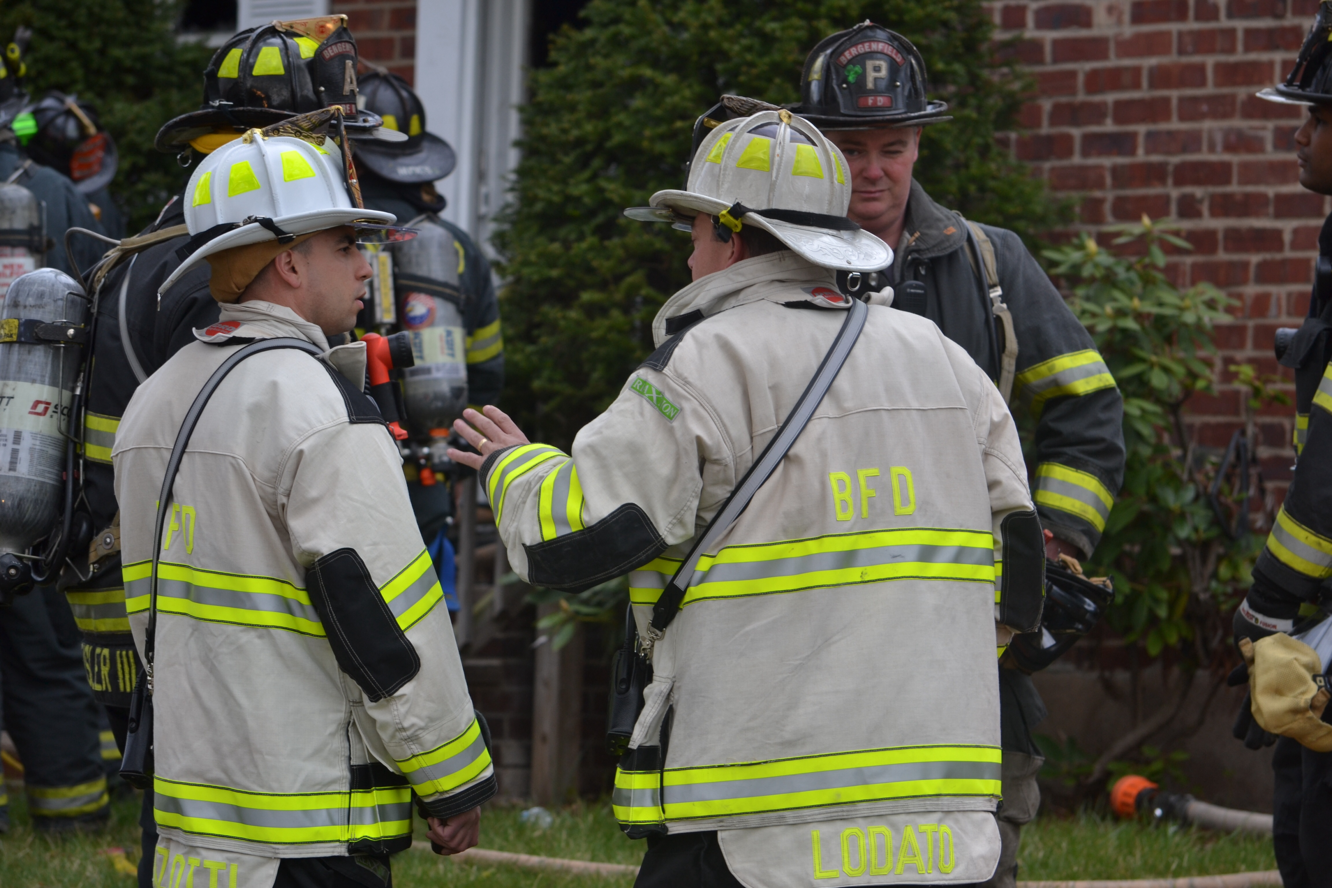 Managing The Mayday Part 1 Incident Command Priorities