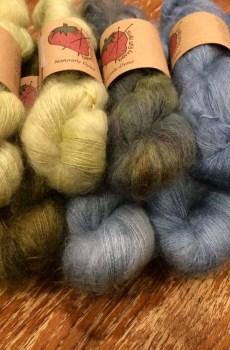 Mohair Silk Lace