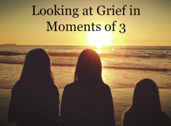 Looking at Grief in Moments of 3