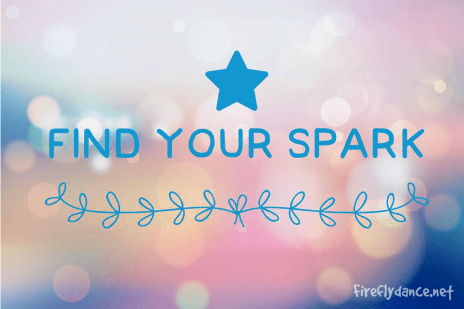 Find your spark