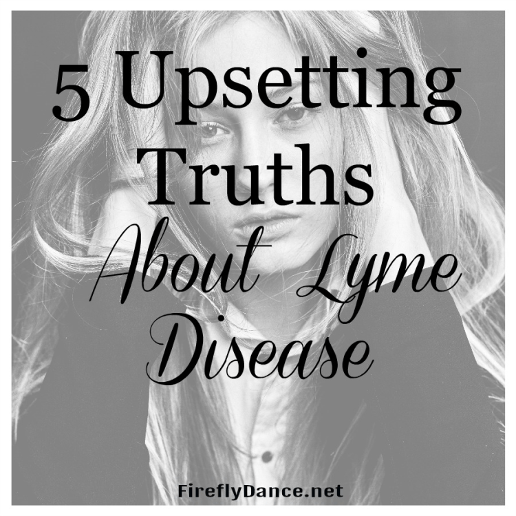 5 Upsetting Truths About Lyme Disease