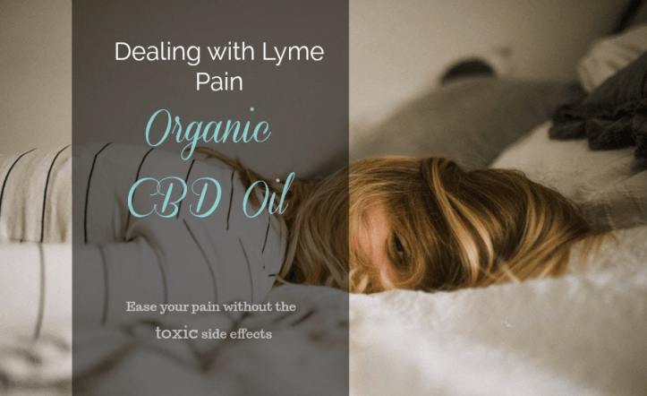 CBD oil for Lyme Diseae