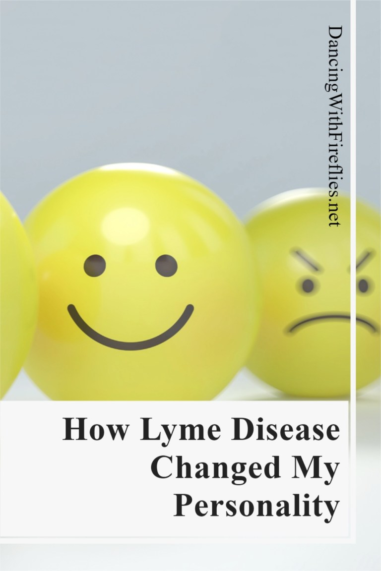 How Lyme Disease Can Affect Your Personality