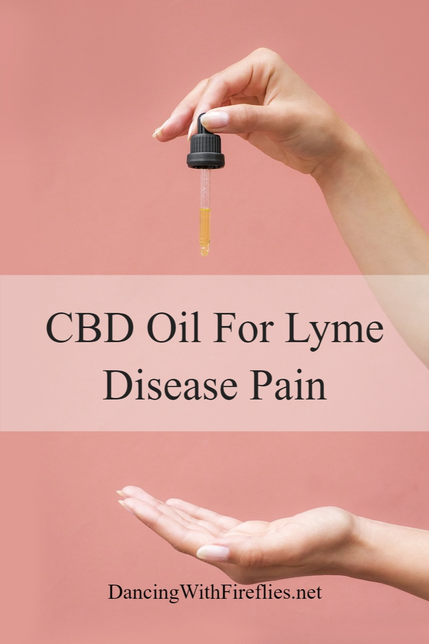 CBD-Oil-For-Lyme-Disease-Pain