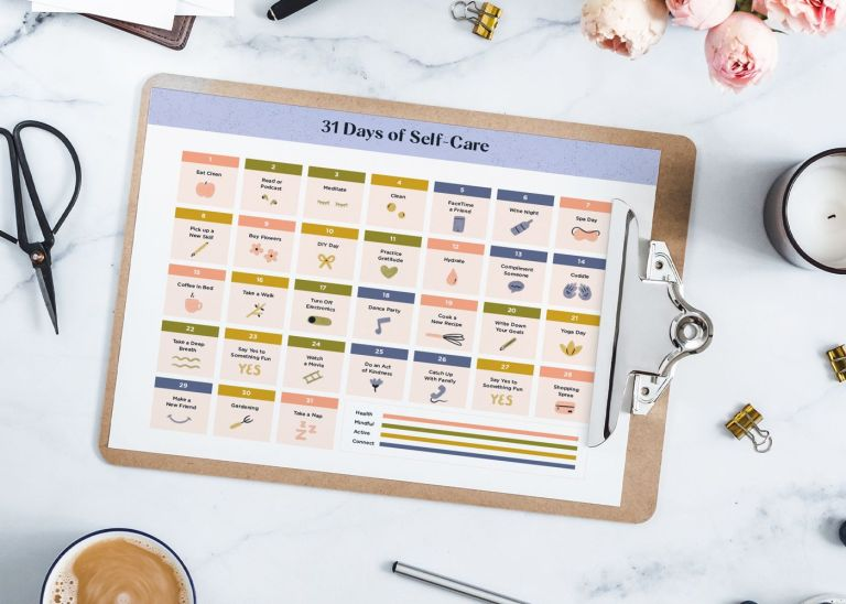 31 Easy Way To Add Self-Care Into Everyday