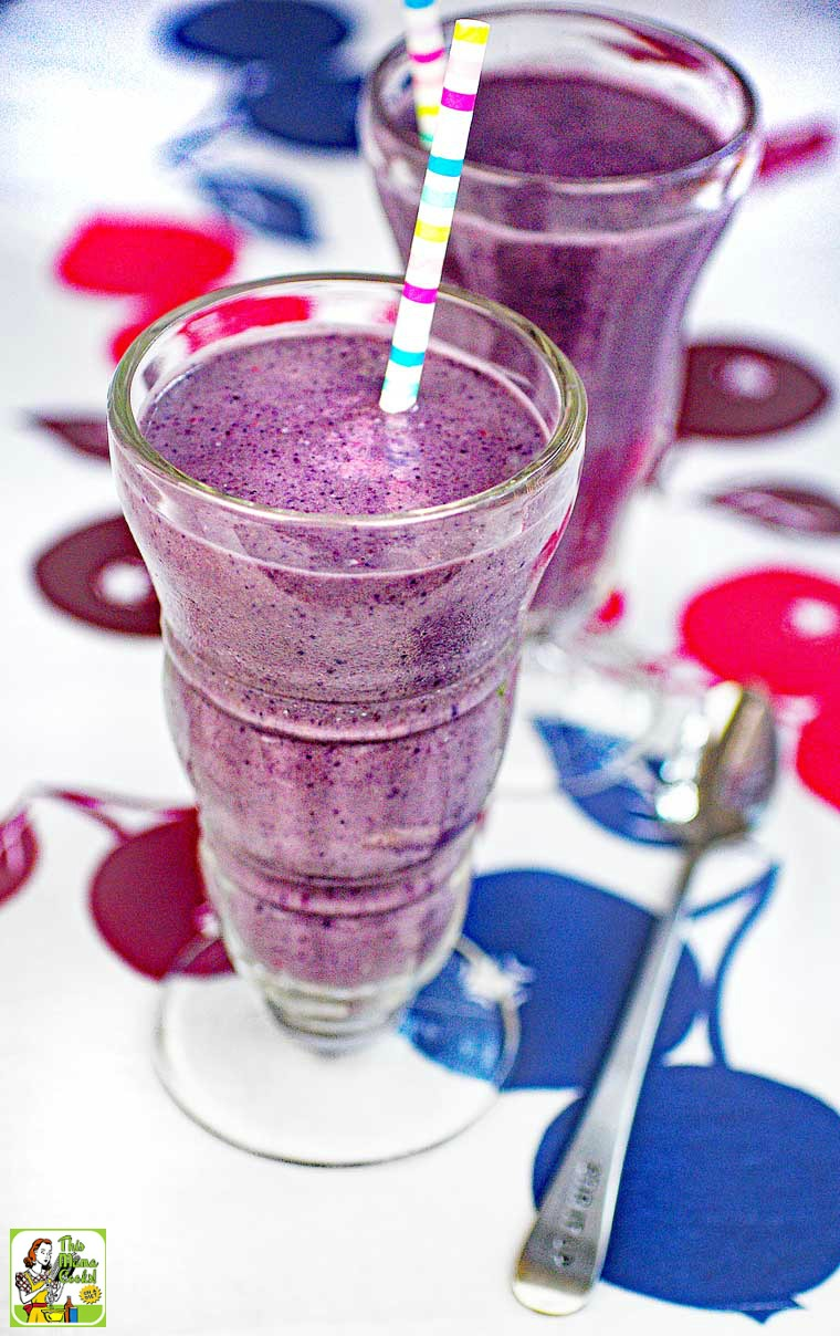 Protein Packed Berry Smoothie Recipe