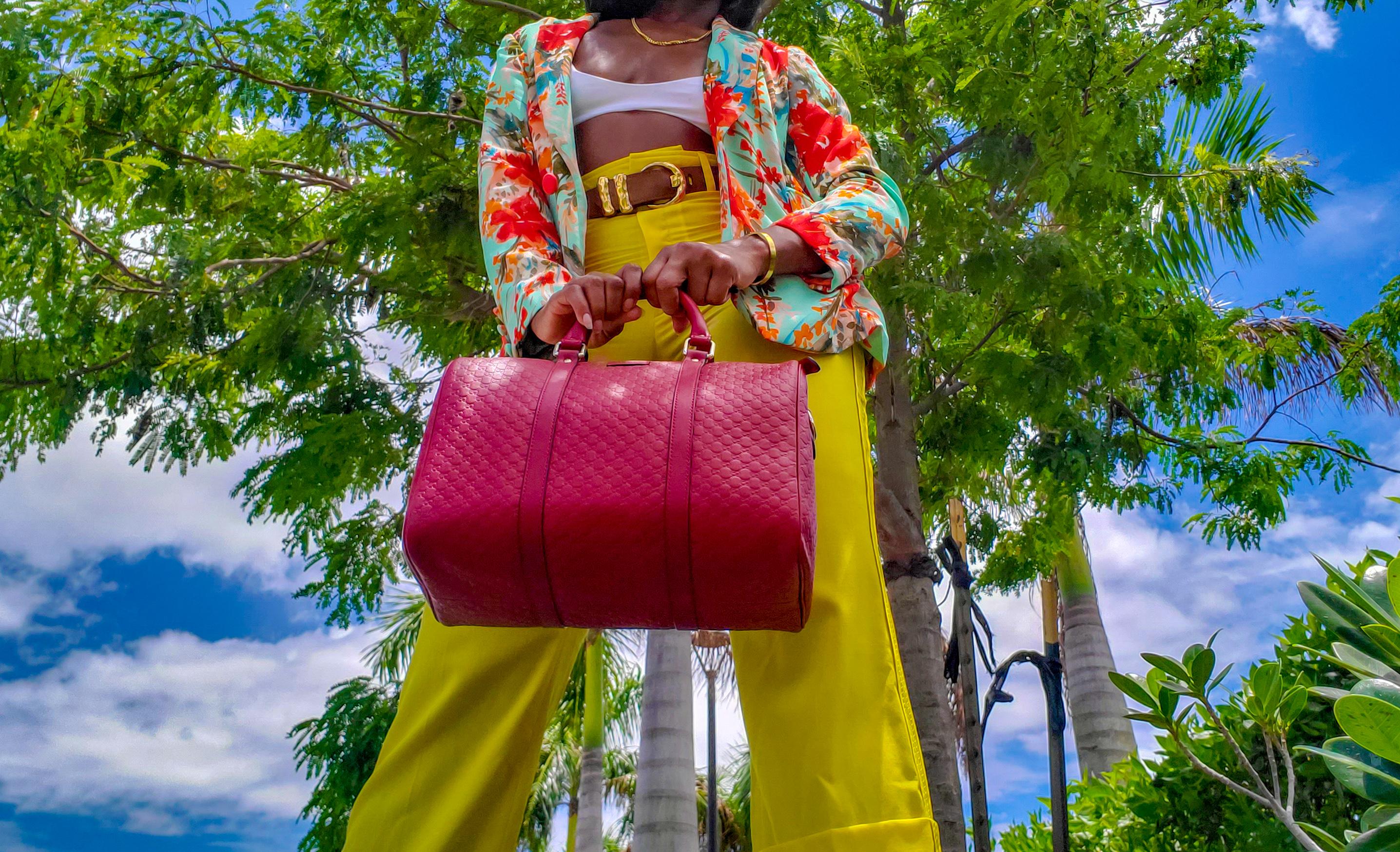 Gucci, Boston Bag
