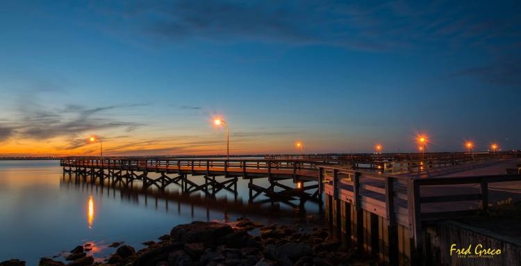 Best of the long island sun chasers 6 2 17 fire island for Jones beach fishing pier