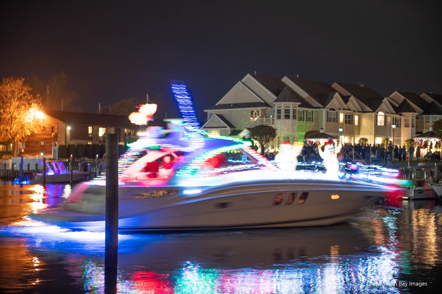 Fort Lauderdale Christmas Boat Parade.Photos And Video Christmas Boat Parade On The Patchogue