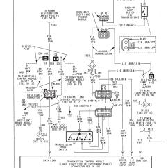 Jeep Tj Wiring Diagram Manual For Trailer Lights Odbi Aw4 Into Odbii - Jeepforum.com