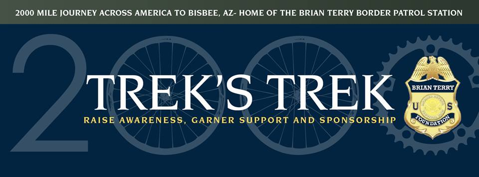 Trek's Trek: Ride for the Brian Terry Foundation 1 - Firearms Photographer | Firelance Media