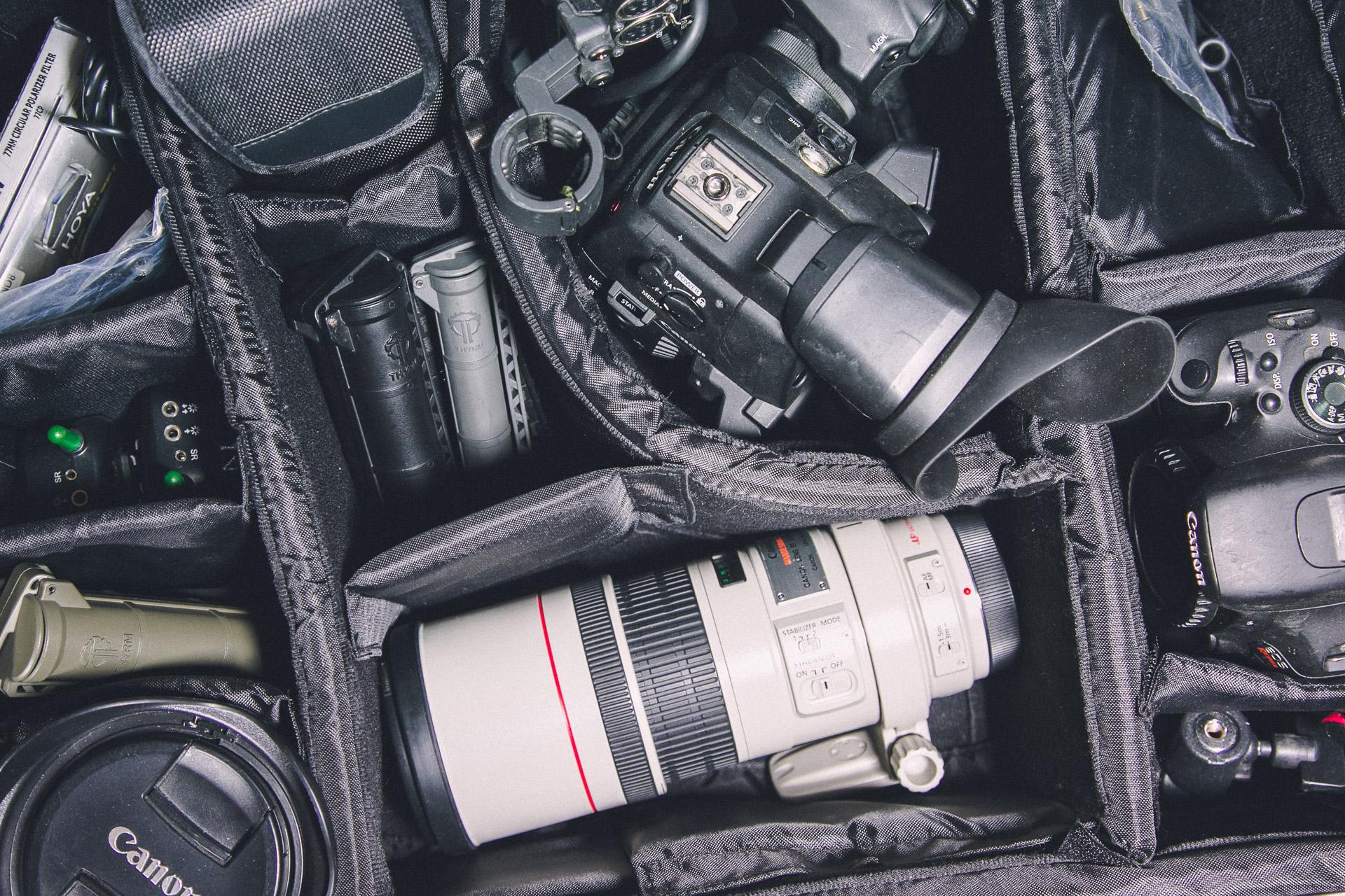 CellVault XL - Camera Case