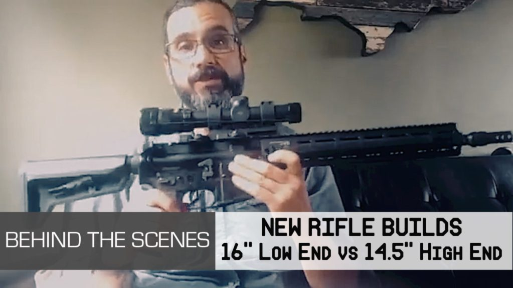 Behind the Scenes Rifle Builds