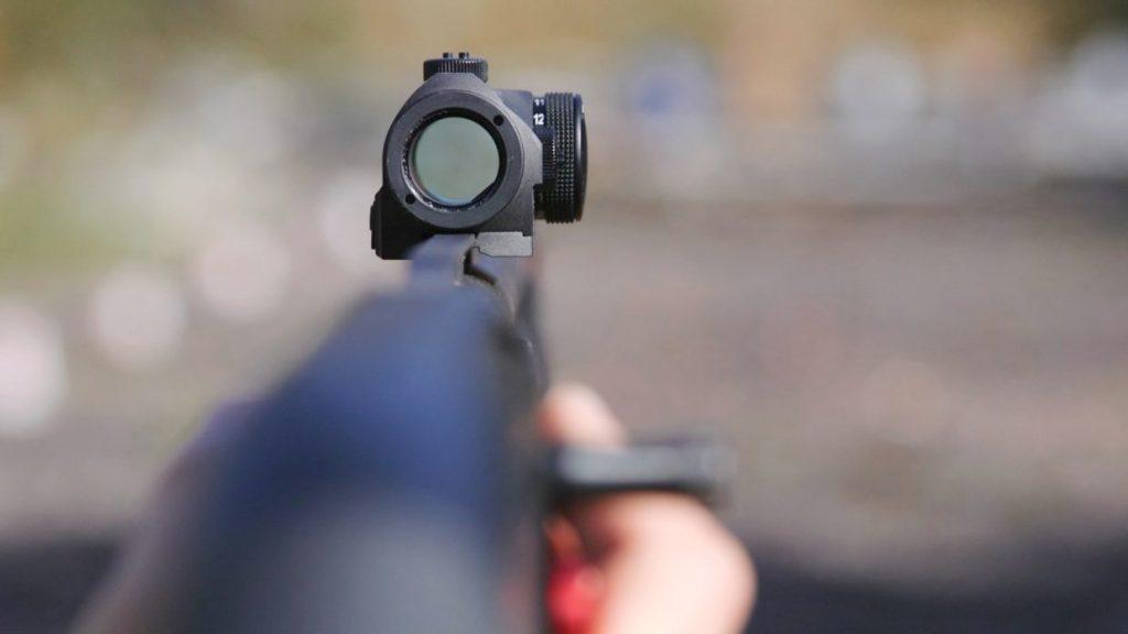 REVIEW: Aimpoint Micro S1 Shotgun Sight 2 - Firearms Photographer | Firelance Media