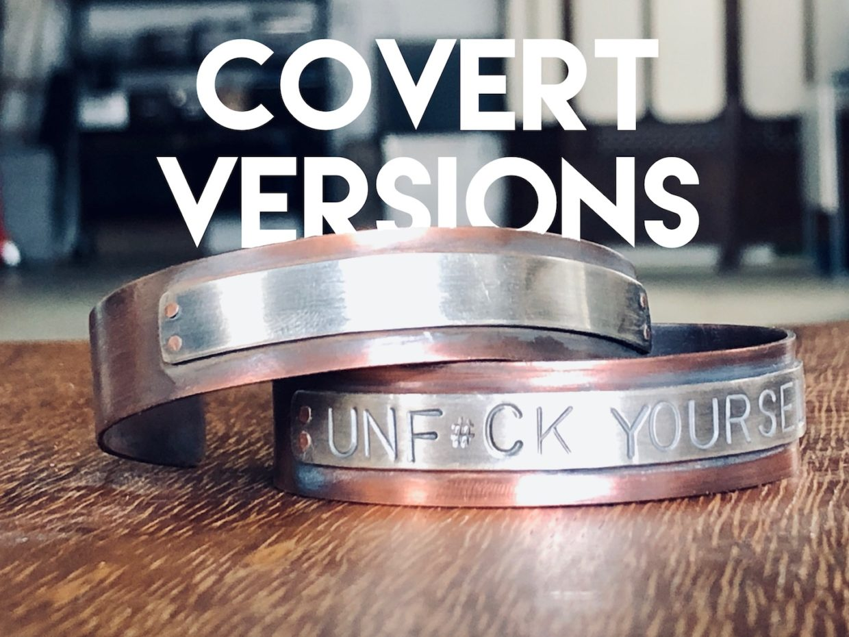 Stontree Creative - The Covert Motivational Bracelet