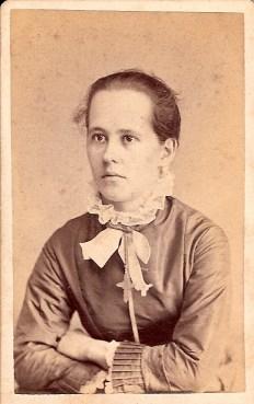 Mary (Mamie) Benedict