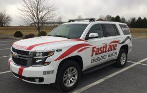 Pennsylvania Dealer For FastLane Emergency Vehicles