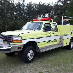 1997 Ford/E-One 4X4 Brush Truck For Sale