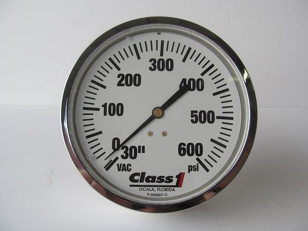 Class 1 4 5 Quot Pressure Gauge Fire Line Equipment