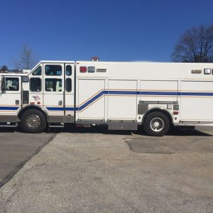 wet heavy rescue for sale