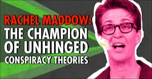 Fire Maddow Header Graphic