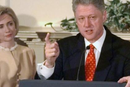 Bill Clinton Monica