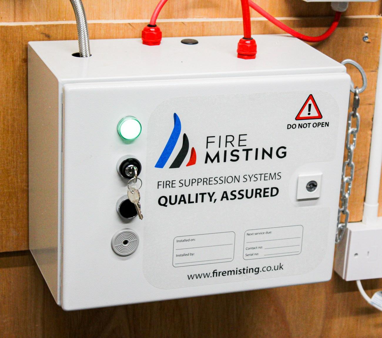 FireMisting Pump Unit