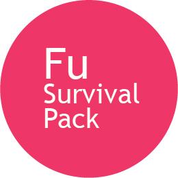 Firemná univerzita survival pack