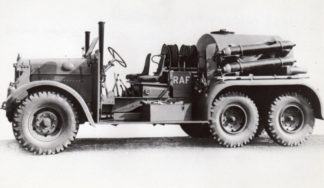 crossley FE1 1940