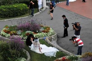 Matrimoni adesso si pu anche al Giardino delle Rose