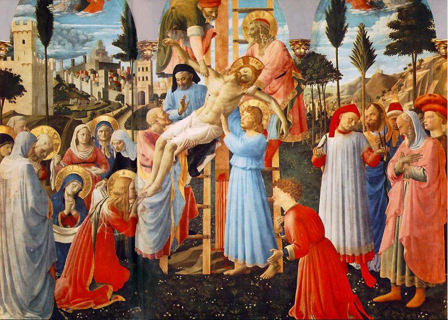 十字架降下
