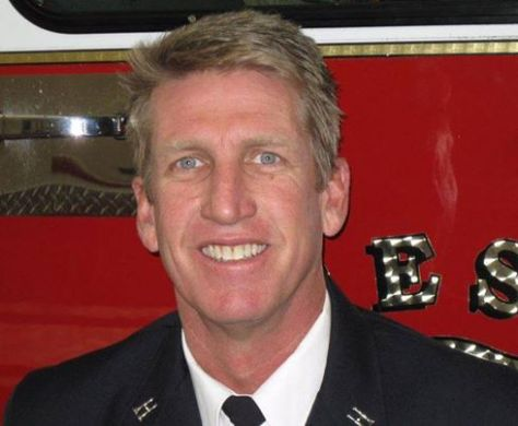 Fresno Fire Captain Pete Dern