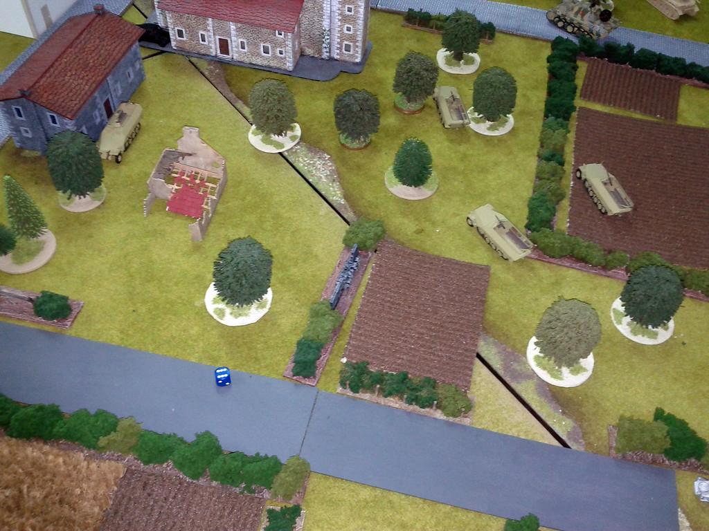 Kampfgruppe Normandy Mega Batalha