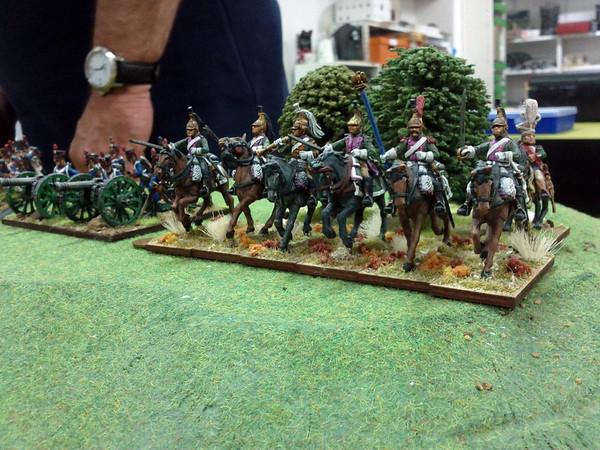 Waterloo - Uma experiência Napoleónica (4/6)