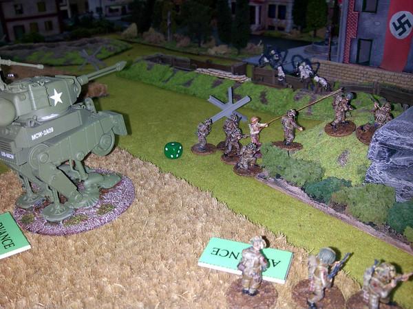 Americas tomam as trincheiras de assalto