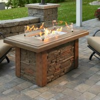 Outdoor Gas Fire Pit Tables With Heat Output of At Least ...