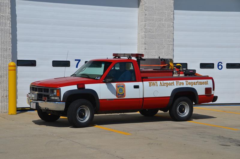 Maryland Fire Apparatus